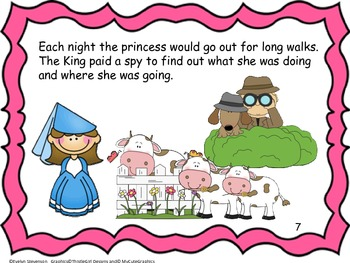 The Princess Dairy a.k.a The Girl Who Loved Cows!