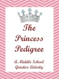 The Princess Pedigree: A Middle School Genetics Activity