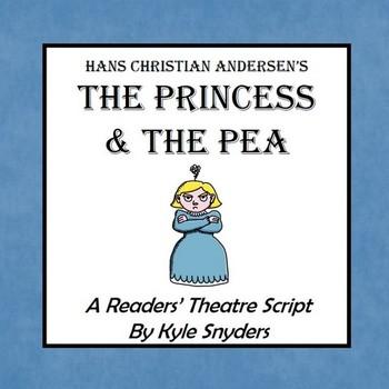 The Princess & The Pea - A Reader's Theatre Script