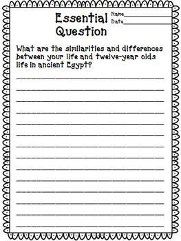 The Princess Who Became King Journeys 6th Grade Unit 4 Lesson 19 Activities