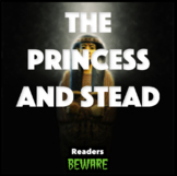 The Princess and Stead - Short Story and Comprehension Activities