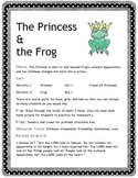 The Princess and the Frog - Readers' Theater Play - early readers - on kindness
