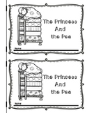 The Princess and the Pea Emergent Reader