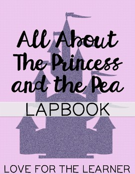 The Princess and the Pea Lapbook
