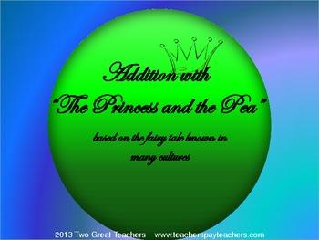The Princess and the Pea - Math
