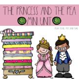 The Princess and the Pea: Mini Book and More!