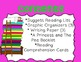 The Princess and the Pea Mini Unit~ Includes Graphic Organizers & Much More!