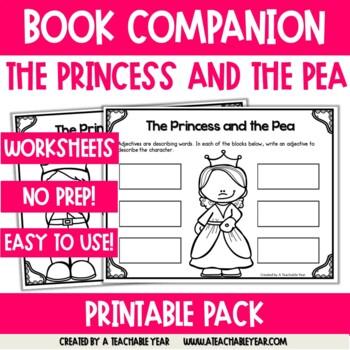 The Princess and the Pea- Book Companion