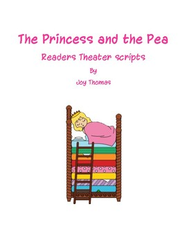 The Princess and the Pea - Reader's Theater Scripts