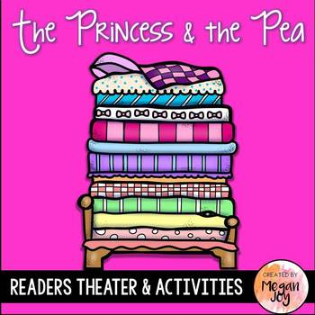 The Princess and the Pea Readers Theater Play & Story Unit