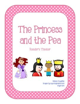 The Princess and the Pea Reader's Theater Script
