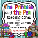 The Princess and the Pea (Retelling Cards and Pocket Chart