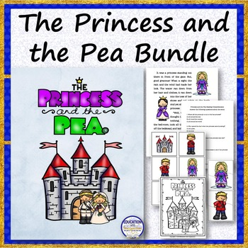 The Princess and the Pea Story Bundle