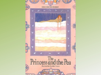 The Princess and the Pea Text Talk