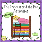 The Princess and the Pea Activities