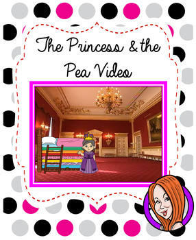 The Princess and the Pea Video