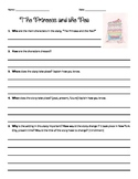 The Princess and the Pea W-H Questions