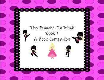 The Princess in Black Book Companion