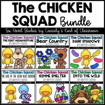 The Chicken Squad Bundle