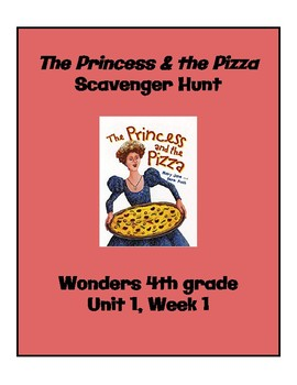 Princess And The Pizza Worksheets Teaching Resources Tpt
