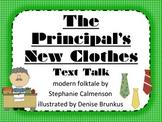 The Principal's New Clothes Text Talk Supplemental Materials