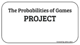The Probabilities of Games
