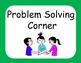 The Problem Solving Corner