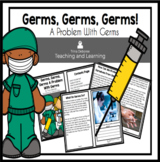 Science Reader: The Problem With Germs {Problem Series Book One}