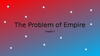 The Problem of Empire 1763 - 1776
