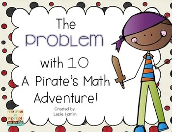The Problem with 10! A Pirate's Adventure!