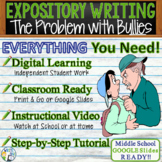 The Problem with Bullies - Text Dependent Analysis Exposit
