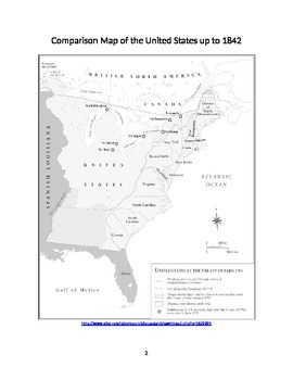 The Proclamation of 1763 & The Acts of Great Britain Worksheets