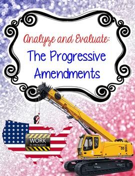 The Progressive Amendments