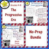 The Progressive Era No-Prep Bundle