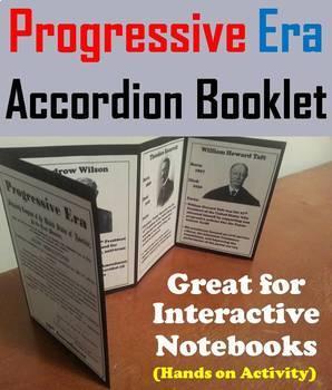 The Progressive Era Task Cards and Activities Bundle