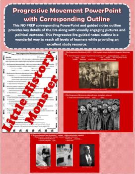 The Progressive Movement Era UNIT BUNDLE