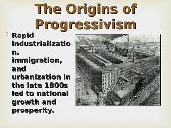 The Progressive Movement Power Point