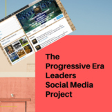 The Progressives Social Media Campaign