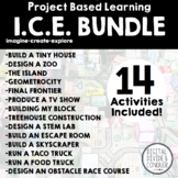 The Project Based Learning Bundle! 14 PBL Activities