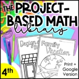 The Project-Based Math Library   4th Grade Math Project-Ba