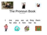 The Pronoun Book by Lyn Phoenix
