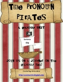 The Pronoun Pirates Grammar Unit