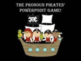 The Pronoun Pirates' PowerPoint Game!