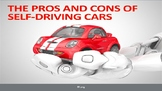 The Pros & Cons Of Self-Driving Cars