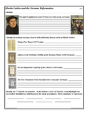 The Protestant Reformation - 10 Day Unit - PowerPoint & Ac