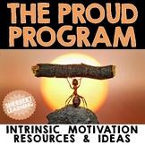 Feeling Proud - Intrinsic Motivation and Behaviour Management - Growth Mindset