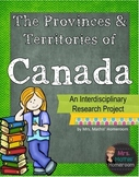 The Provinces and Territories of Canada, An Interdisciplinary Project