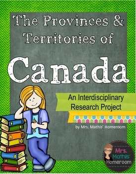 The Provinces and Territories of Canada, An Interdisciplin