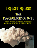 The Psychology of 9/11: Using Psychology to Help Traumatized 9/11 Children