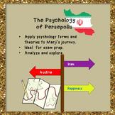 The Psychology of Persepolis: AP Psychology